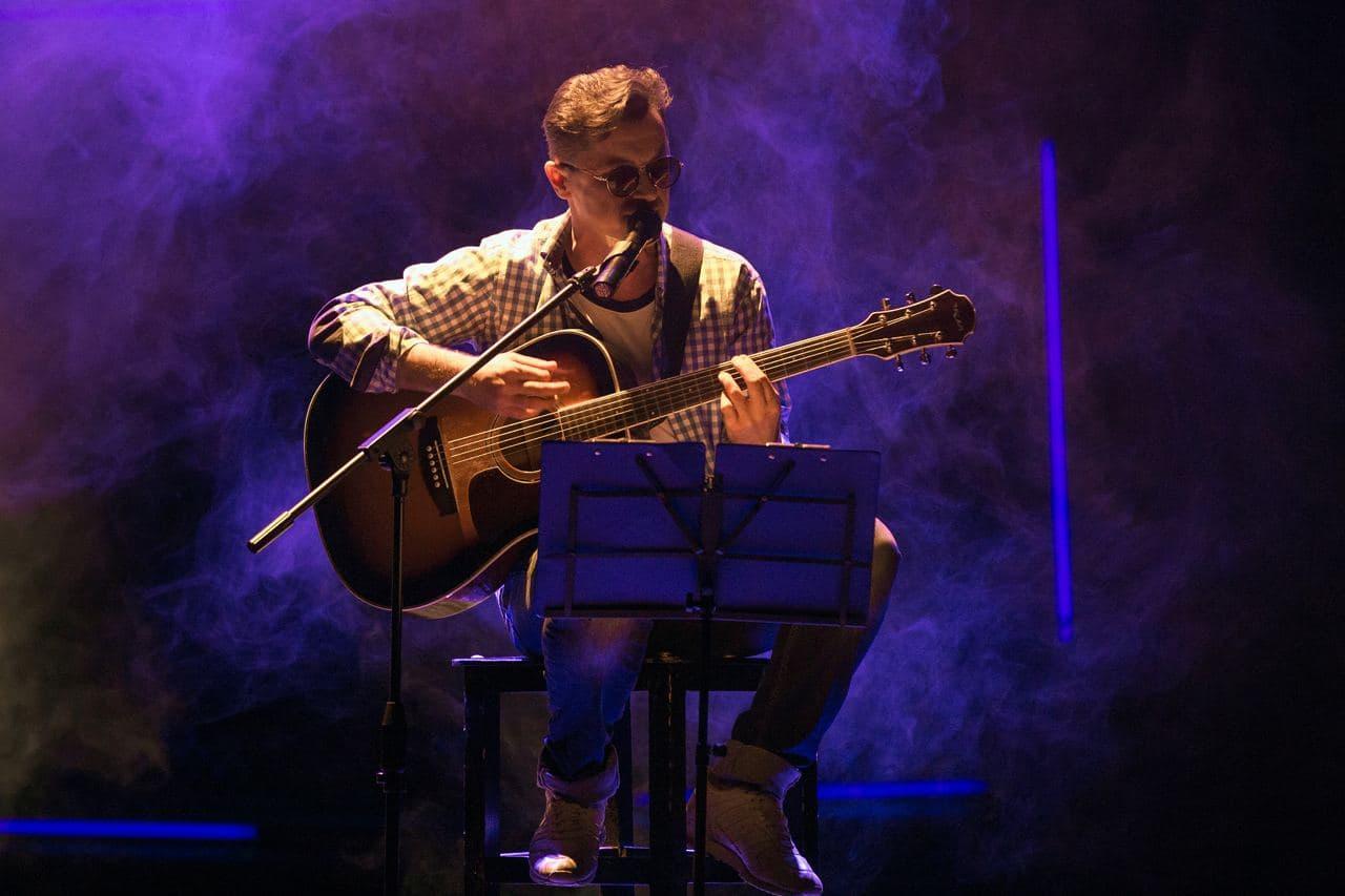 Дмитрий Якубович. Концерт